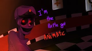 I M The Purple Guy By DAgames ANIMATIC