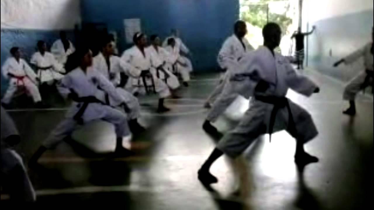Fotos de treinos de karate 12