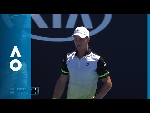 Sam Querrey v Marton Fucsovics match highlights (2R) | Australian Open 2018