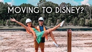 MOVING to Florida !? What it's like to build in Disney