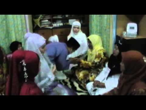 Pertunangan Ai & Opik secara Adat Melayu Karimun-Kepri.MP4
