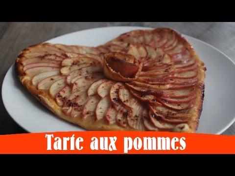 comment-faire-une-tarte-aux-pommes-spécial-saint-valentin-!