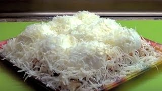 Салат СУГРОБЫ на новогодний стол