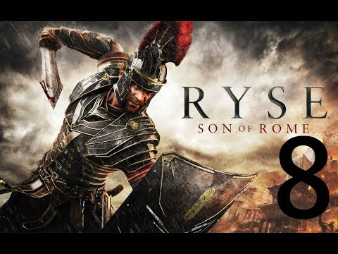 Flamefist360 Plays Ryse: Son of Rome Part 8 - Beautiful Art