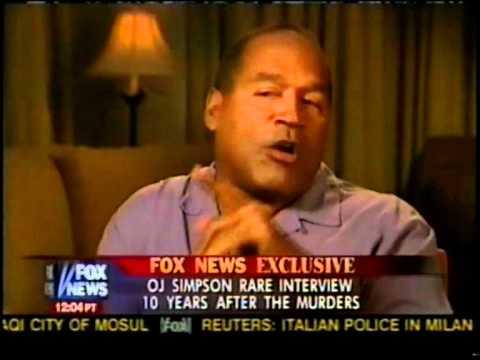 OJ Simpson - 2004 Interview - part 1