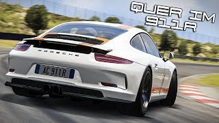 Traum-Kombination! | Assetto Corsa German Gameplay [VR] Porsche 911 R @ Zandvoort