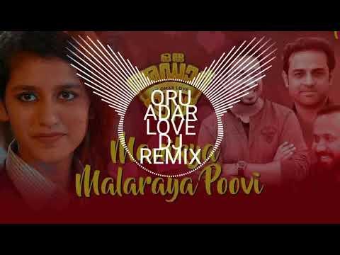 Oru Adaar Love DJ REMIX