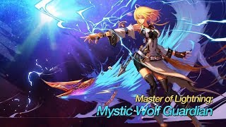 Video Update v2.43 Mystic Wolf Guardian(Thunder God) Super Awakening download MP3, 3GP, MP4, WEBM, AVI, FLV Mei 2018