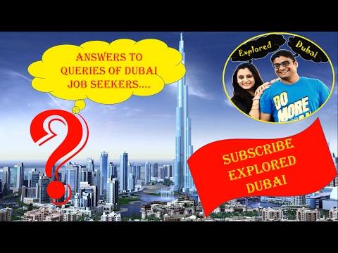 Answers of Common Queries by Expat in Dubai