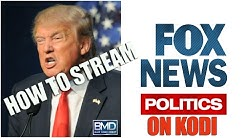 How To Stream Fox News LIVE On Kodi (2017)
