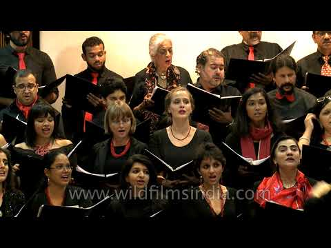 'White Christmas' by The Capital City Minstrels