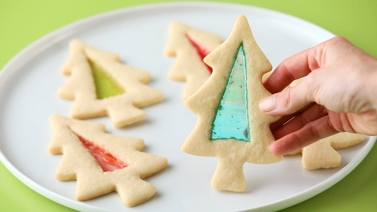Stained Glass Holiday Cookies Martha Stewart