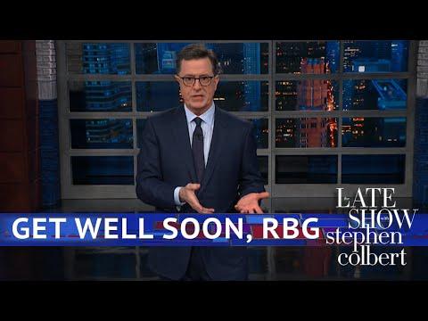 Protect Ruth Bader Ginsburg At All Costs