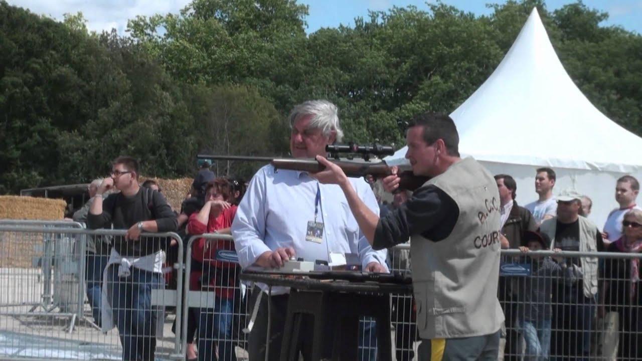 salon de la chasse chambord game fair 2011 youtube
