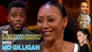 Mel B Shares Celebrity Gossip | The Lateish Show With Mo Gilligan Video