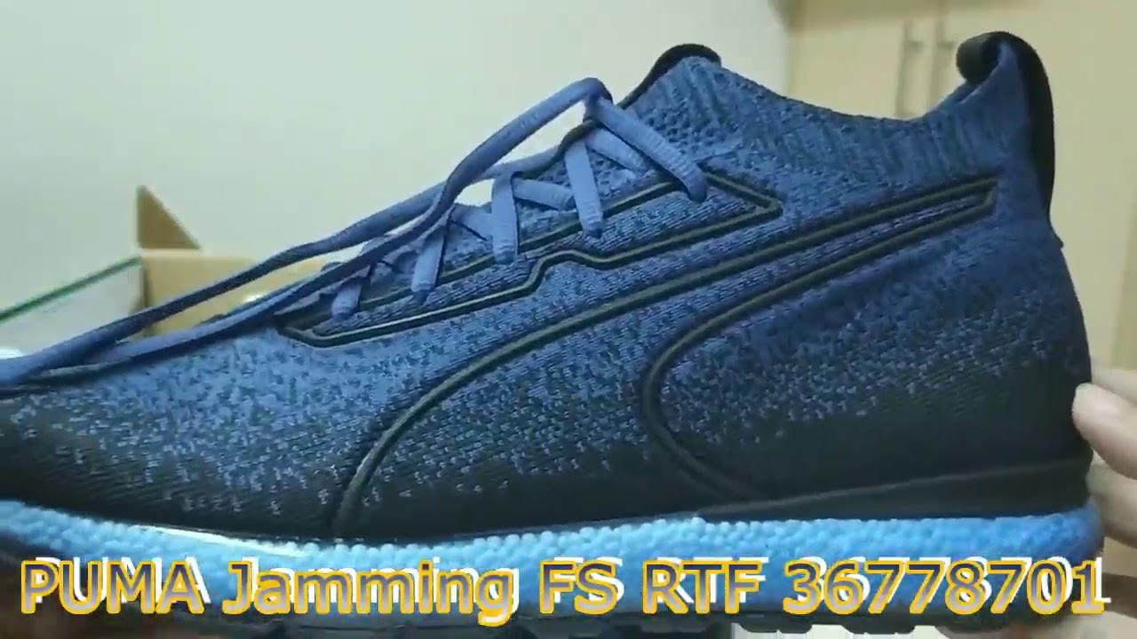 Unboxing Sneakers PUMA Jamming FS RTF