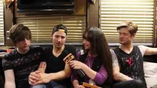 HOT CHELLE RAE interview w/ Pavlina