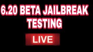 TESTING PS4 JAILBREAK
