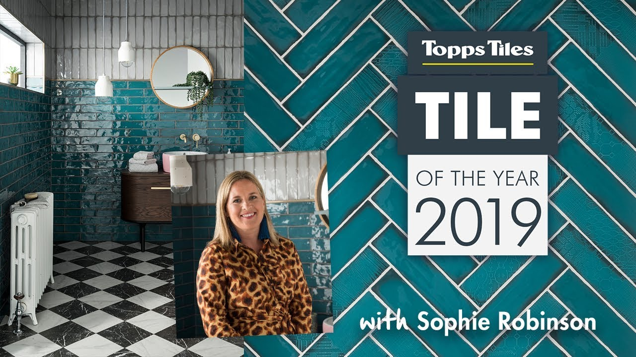 tile of the year with sophie robinson