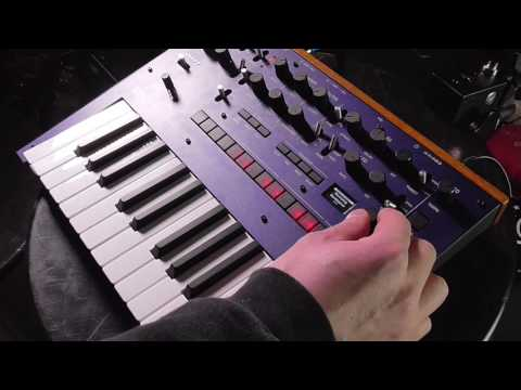 KORG monologue: FIRST LOOK. New Analog Mono Synth