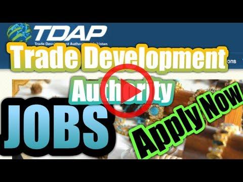 Jobs in Trade Development Authority of Pakistan by Sarkari Nokri