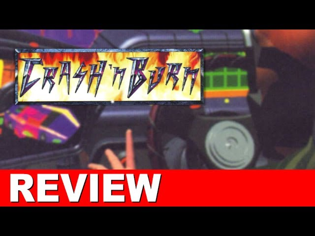 Crash N' Burn (3DO) Review