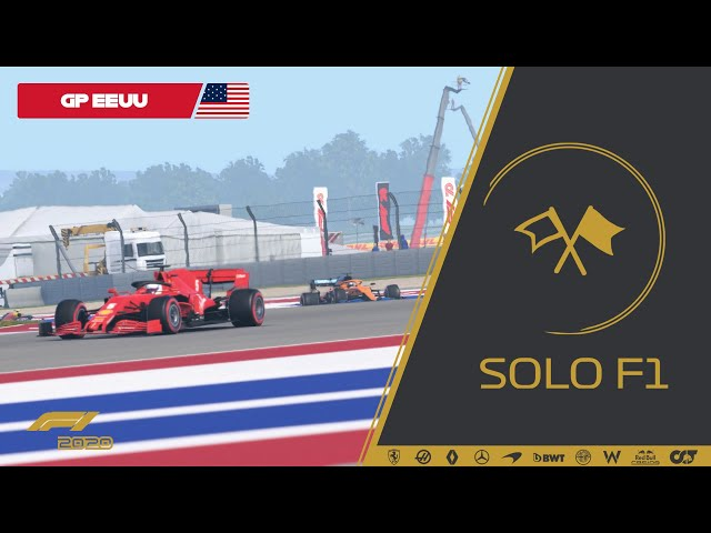 🔴 F1 2020 // Retransmisión SoloF1 (Gp Ee.Uu)