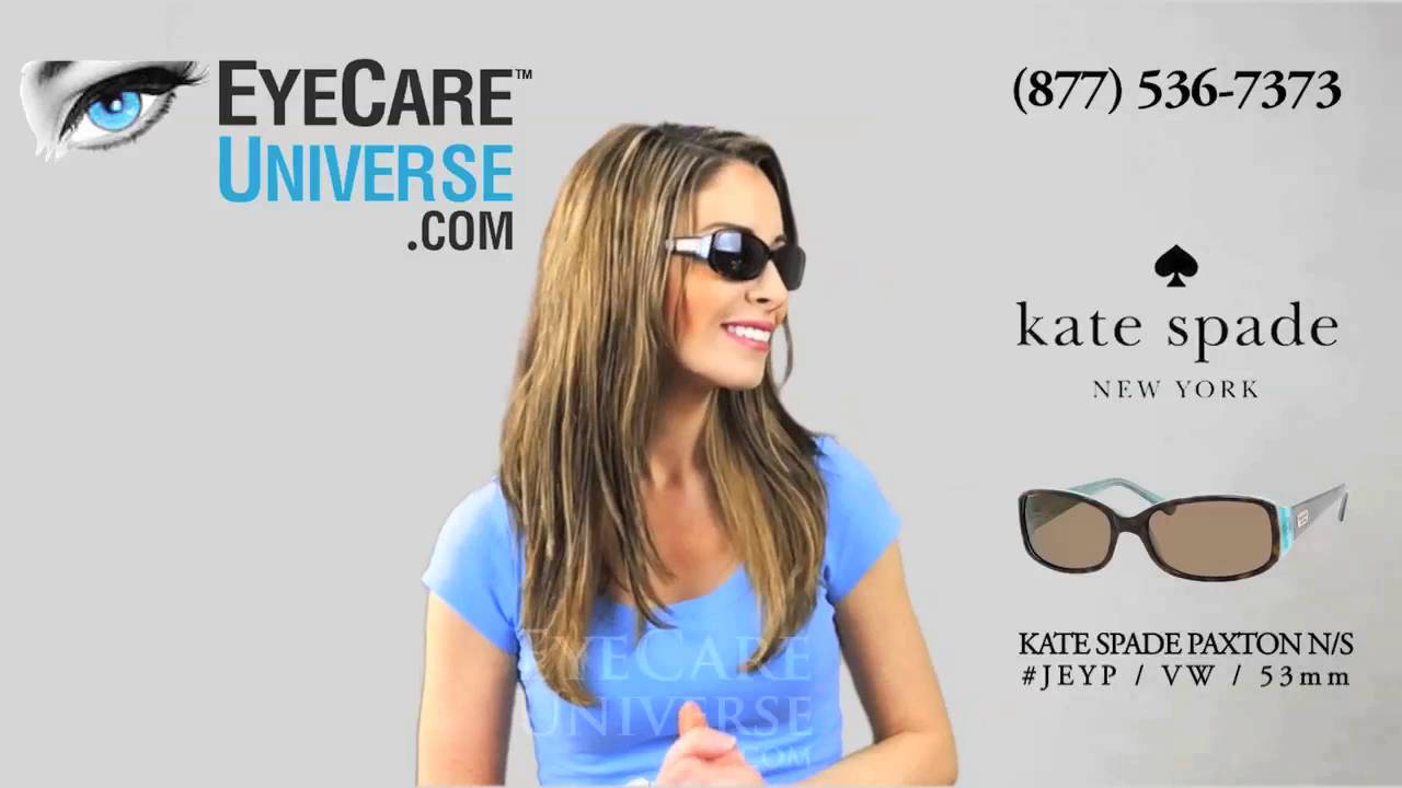7fc4944696234 Kate Spade Paxton N S 53mm JEYP VW Quick Review - YouTube