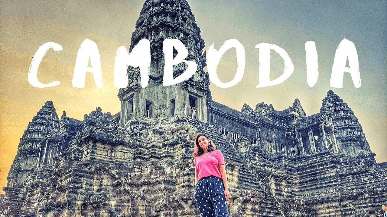 Angkor Wat, Siem Reap, Cambodia - Travel vlog