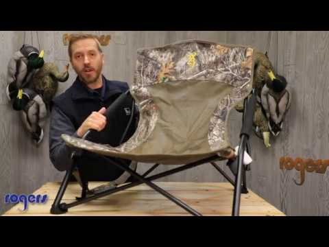 Alps Outdoorz Browning Strutter Turkey Chairs