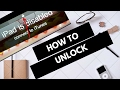 How to unlock a disabled ios device - iphone ipad ipad mini Tamil