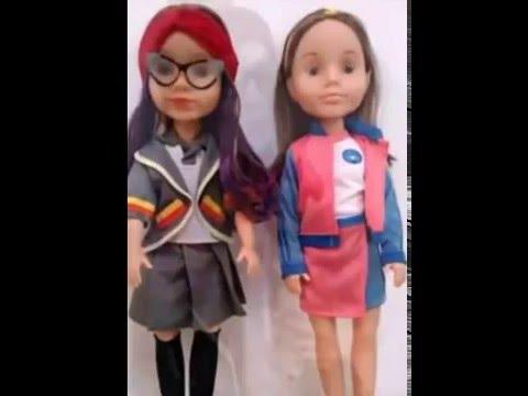 Bonecas II Isabela &  Manuela - Fotos