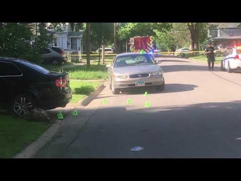 Rockford police respond to Royal Avenue shooting