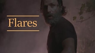 The Walking Dead || Flares