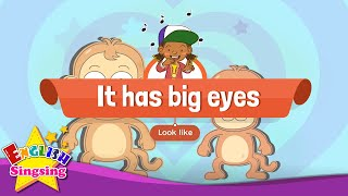 [Look like] It has big eyes - Educational Rap for Kids - English song with lyrics