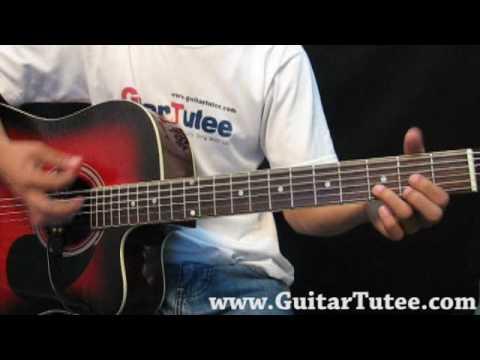 Kelly Clarkson - Already Gone, by www.GuitarTutee.com