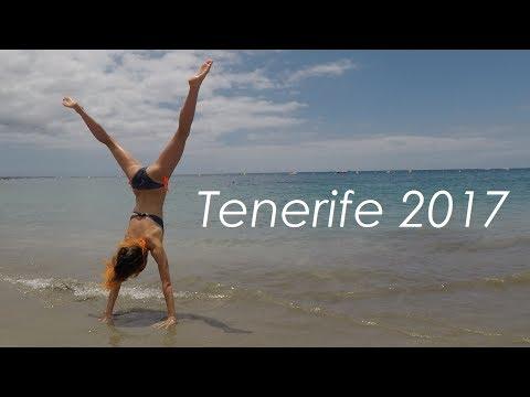 Tenerife 2017 - Roksana & Piotr | GoPro HERO 5