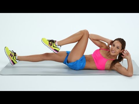 4 Moves For Your Best Bikini Body From Kayla Itsines