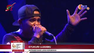 SYUKURI UJIANMU - Antrabez Band Lapas Kerobokan - IPAFest 2018
