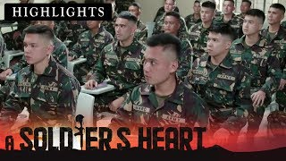 Alex and his co-trainees are close to complete their training | A Soldier's Heart