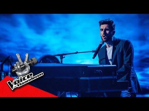 Duncan Laurence - 'Arcade' | Finale | The Voice Van Vlaanderen | VTM