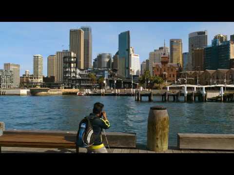 Western Sydney International Experience - Abdul