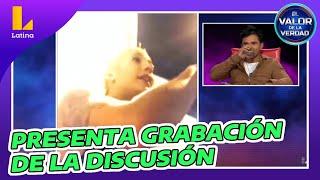 🔴😱🔥 EVDLV de André Castañeda: ¿Golpeaste a Poly Ávila frente a Doménica Delgado? - EVDLV