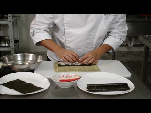 Curso de Cozinha Japonesa
