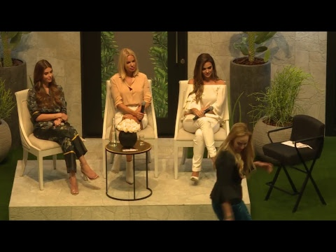 In Conversation With: Shiva Safai, Carla DiBello and Caroline Stanbury