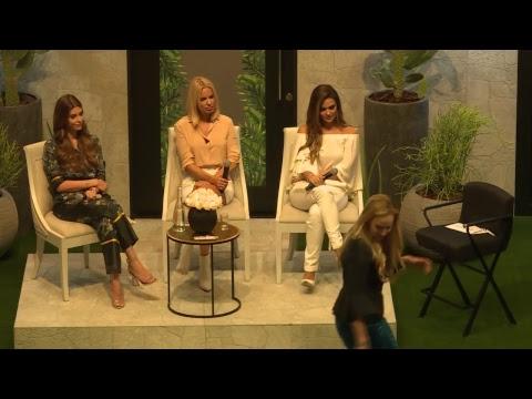 In Conversation With: Shiva Safai, Carla DiBello and Caroline Stanbury