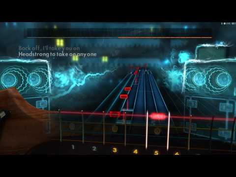Rocksmith2014 - Trapt (Headstrong) Bass