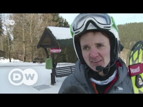 Visually impaired skier defies odds | DW English