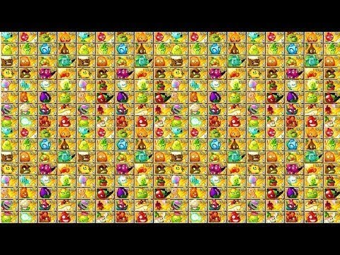Plants vs Zombies 2 Every Premium Plants Power UP All Levels Upgraded PVZ 2 Primal Gameplay