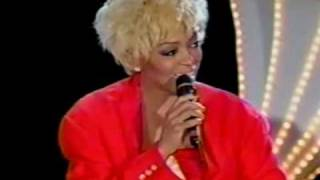 Diana Ross Supremes Medley Live in 1996